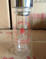 内蒙古双层玻璃杯定制