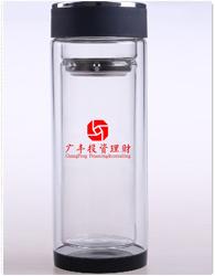 湖北双层水晶玻璃杯