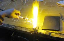 双层玻璃杯制作过程