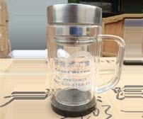 【安徽】定做双层玻璃杯,菲源水工业选择诗如意