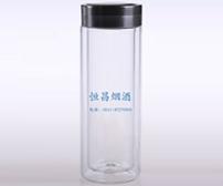 【江苏】双层玻璃杯定制,恒昌烟酒首选诗如意