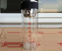 四川贵州中心酿酒集团——隆裕烧坊定制双层玻璃杯成功交货