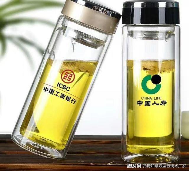 中国工商银行一直是山东双层玻璃杯厂家诗如意的坚定支持者