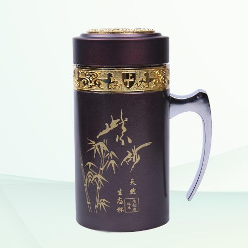 高档紫砂杯